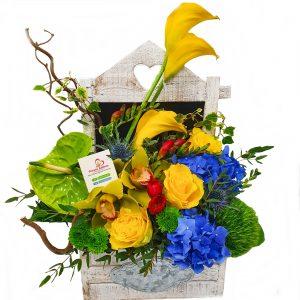 aranjament cale galbene 300x300 - Acasă - Florarie Online Curtea de Arges