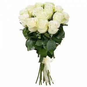 buchet 15 trandafiri albi 300x300 - Acasă - Florarie Online Curtea de Arges