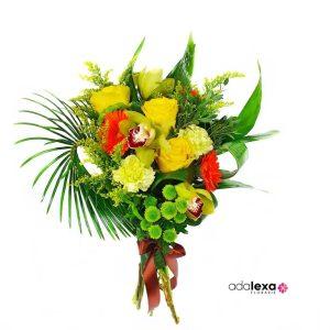 w buchet esential yello green 300x300 - Acasă - Florarie Online Curtea de Arges