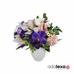 w purple vanda in vas alb 300x300 - Acasă - Florarie Online Curtea de Arges